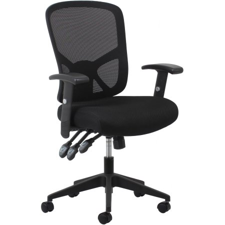 ergonomic office chairs with adjustable lumbar support