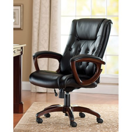 Standart Traditional Executive Leather Office Chairs